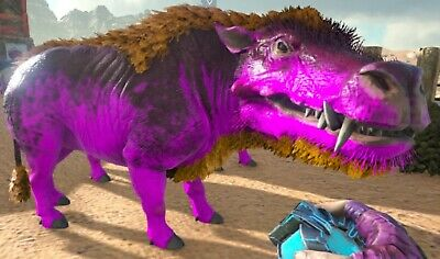 Ark Survival Evolved Ps4 Pve High Stat Daeodon Ebay The creature will glitch out of you. ebay