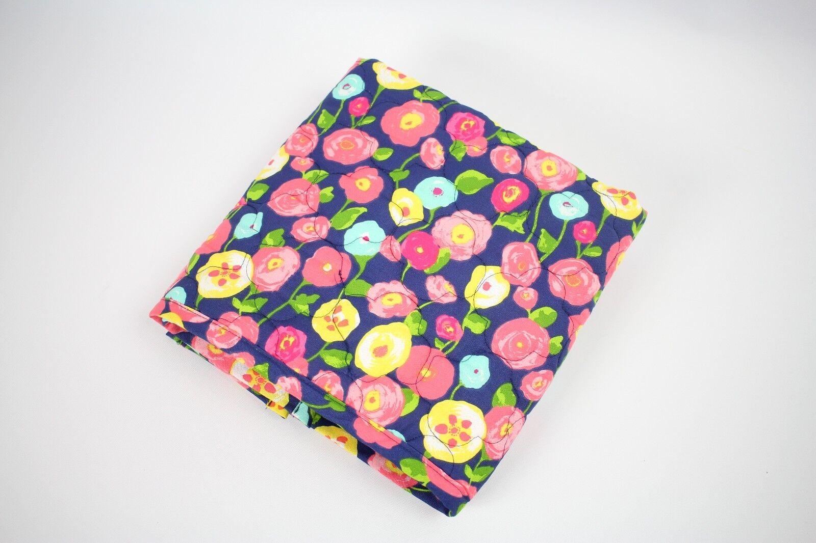 Martha Stewart Bedding Floral Cotton Blend Standard Sham B366