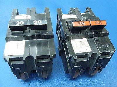 Federal Pacific FPE 30 amp circuit breaker NEF213030