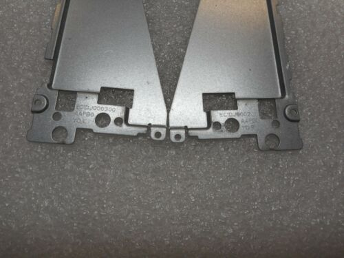 Dell Precision 7710 Left /& Right LCD Bracket Set EC1DJ000200 EC1DJ000300 *BIA01*