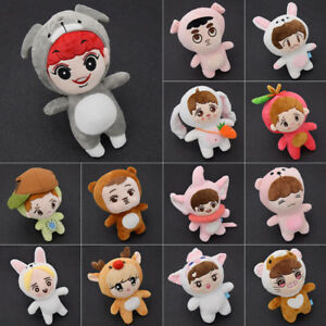 Kawaii-Kpop-EXO-Cartoon-Plush-Toy-Stuffed-Dolls-Fans-Gift-SUHO-SEHUN-CHANYEOL