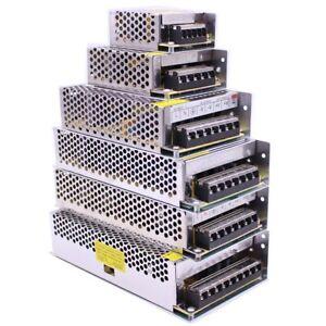 5V/12V24V éclairage Transformateur 5 A 10 A Switching Power Supply 60 W 120 W 150 W 360 W