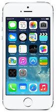 New Apple iPhone 5s Silver Factory Unlocked Movistar Vodafon Straight Talk Claro