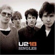 18 Singles [LP] by U2 (Vinyl, Nov-2006, Mercury)