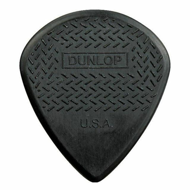 Black Delrin DR Guitar Picks Thin