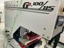 Used Printex G8 100150 Pad Printer 1 2 4 Color Printing
