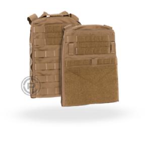 Crye Precision-AVS estándar placa Bolsa platebag Set-Coyote-medio