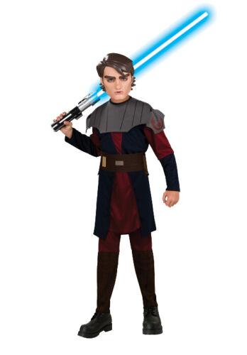 Star Wars Clone Wars Anakin Skywalker Boys Child Costume