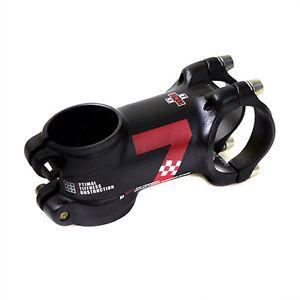 UNO-7-AL7075-31-8-x-60mm-7-degree-Road-Bike-Bicycle-Cycling-Stem-Black