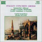Italian Concerti Grossi (CD, Jun-1994, Naxos (Distributor))