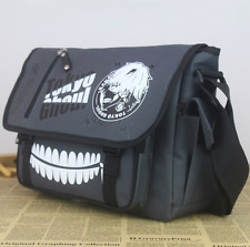 New Anime Tokyo Ghoul Shoulder, Messenger, School Bag