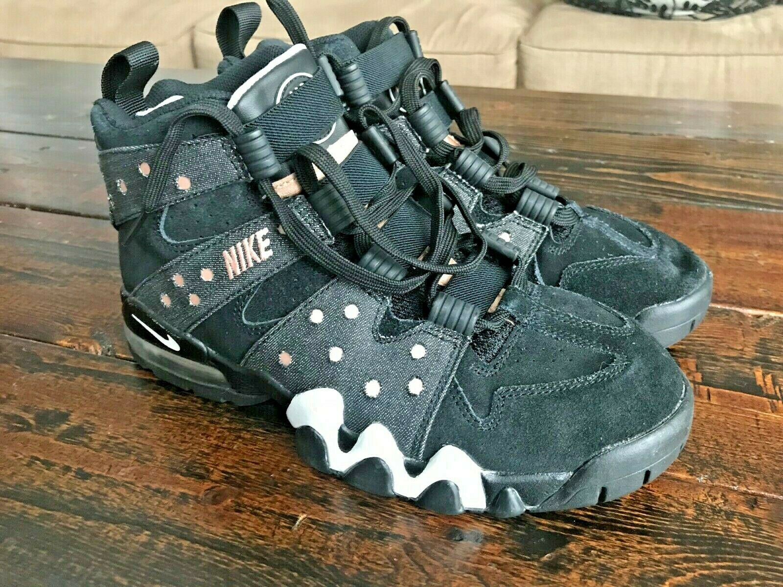 best sneakers 46be4 062bc Nike Air Max 2 CB '94 '94 '94 Black White Metallic Red Bronze 305440-004  Men's Size 8.5 a9809f