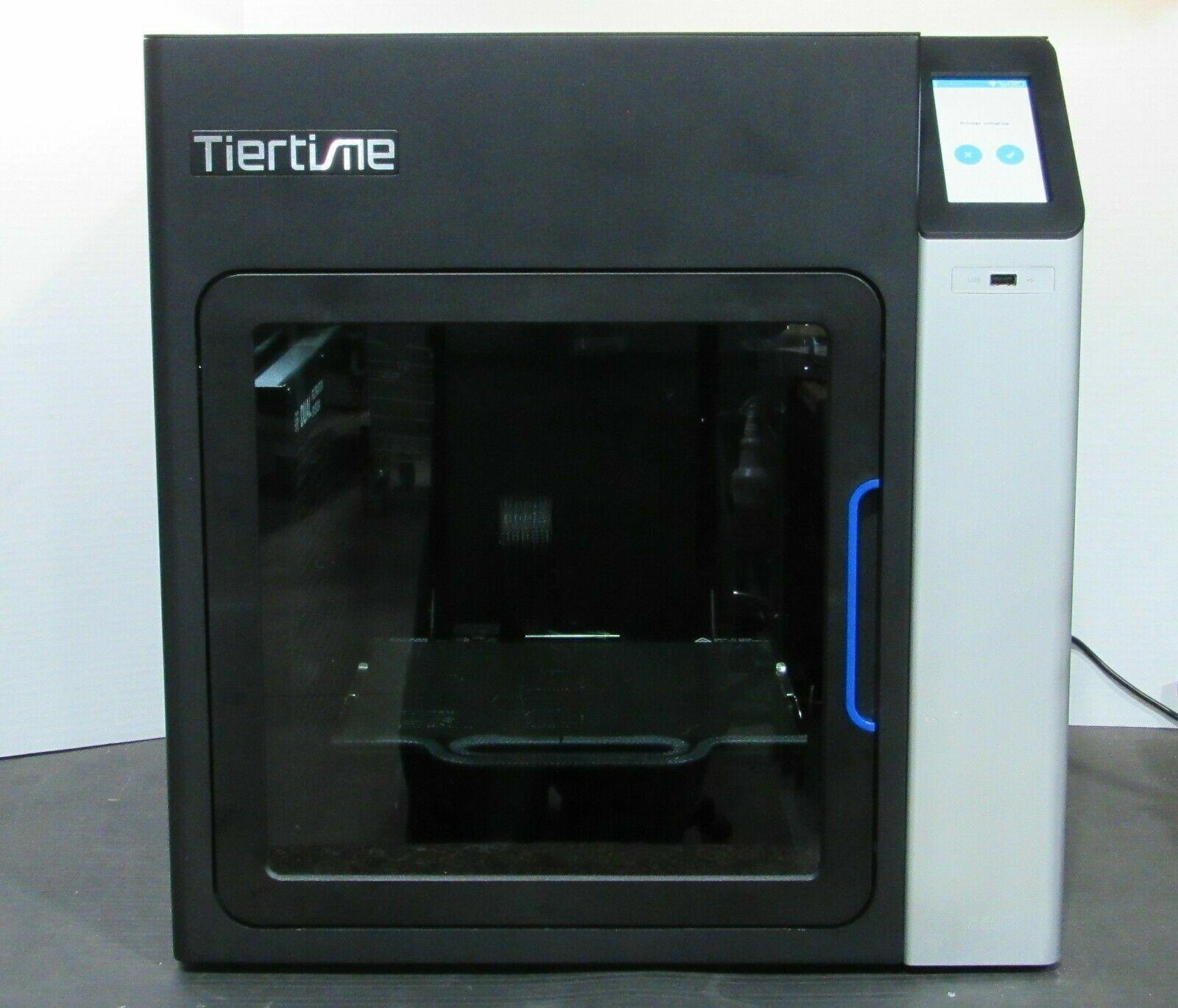 TierTime UP300 MEM Desktop 3D Printer Wi-Fi Single Extruder For Parts or Repair