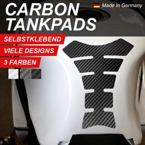 "Tankpad ""CARBON Tankpads"" Tankaufkleber Tankschutz Lackschutz Aufkleber Bike"