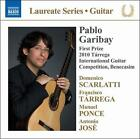 Pablo Garibay plays Scarlatti, Trrega, Ponce, Jos' (CD, Aug-2011, Naxos (Distributor))
