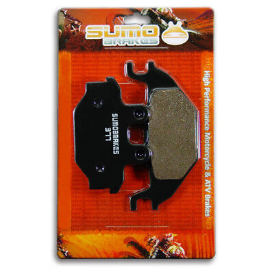 FRONT Brake Pads for Yamaha TW 125 R//S 2003-2004
