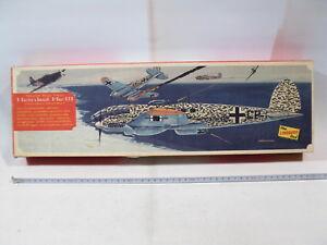 Lindberg-580-200-Heinkel-He-111-von-1967-1-lose-in-box-mb5273