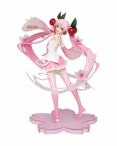 TAITO Vocaloid Figure Cherry Blossoms SAKURA MIKU 2020 Miku Hatsune JAPAN IMPORT