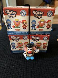 Funko-Mystery-Mini-Mr-Potato-Head-Retro-1-6-Jouets-en-main-NEUF-Comme-neuf