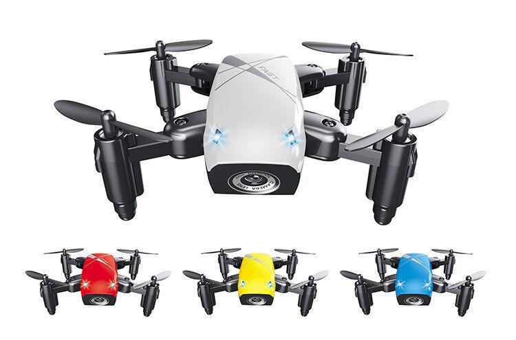 JMT S9W Mini Mini Mini Drone with Camera S9 No Camera RC Helicopter Foldable Drones d17d77