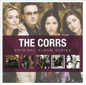 THE-CORRS-5CD-NEW-Forgiven-Not-Forgotten-Talk-On-Corners-In-Blue-Borrowed-Home