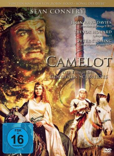 1 von 1 - Camelot - Der Flucht des goldenen Schwertes (2012) - DVD - NEU & OVP
