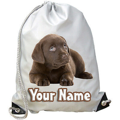 PE GIFT /& NAMED DANCE BAG PUPPY PERSONALISED SWIMMING ROTTWEILER DOG