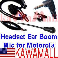 2X-Headset-Ear-Boom-Mic-for-Motorola-Talkabout-SX710