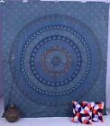 Indian Queen Mandala Hippie Wall Hanging Tapestry Bohemian Throw Beach Bedspread