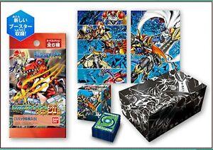 Digimon / Digital Monster Card Game 20th Anniversary Set 60 Cards Japanese