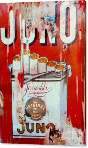 Motivo Juno Vintage Collage//pop Art//PITTURA//STREETART//tela//stampa//XXL