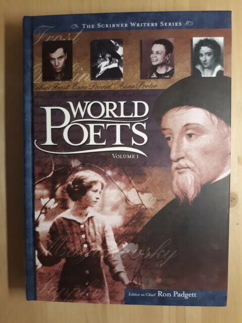World Poets by   Ron Padgett