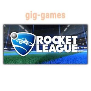 Rocket League® PC spiel Steam Download Digital Link DE/EU/USA Key Code Gift