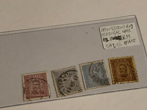 Portugal-Stamp-Lot-PA15-1892-93-A27
