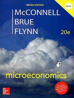 Microeconomics 20E By Mc Connell EBay