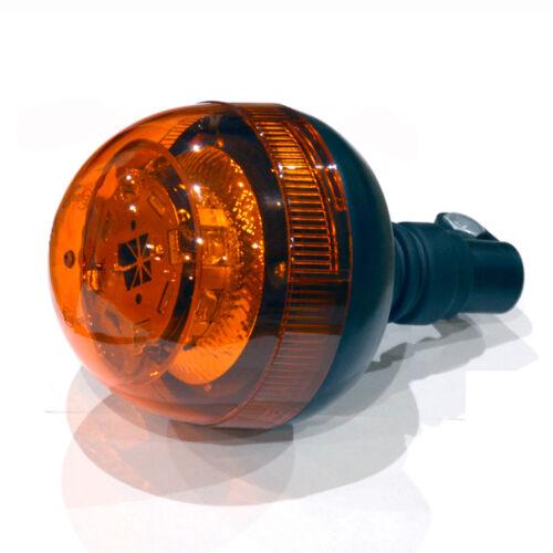 12v 24v pole pipe mount led beacon light bar amber flashing 12v 24v pole pipe mount led beacon light bar amber flashing cree ece r65 uk aloadofball Gallery