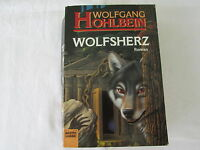 Hohlbein, Wolfgang : Wolfsherz / Paperback
