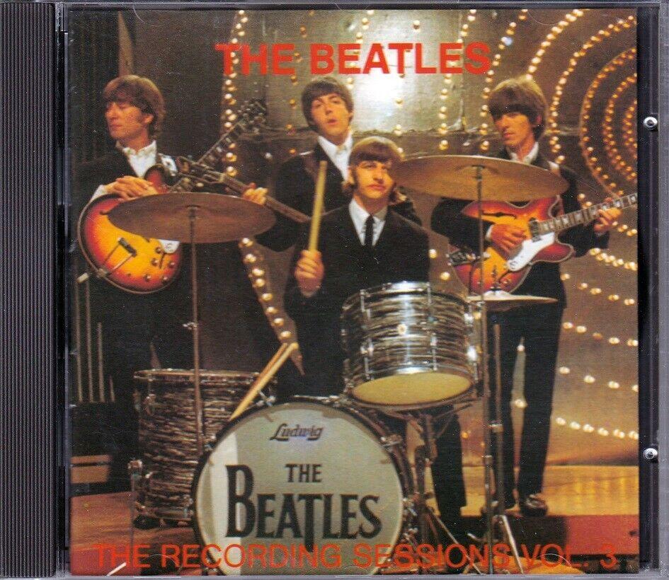 Beatles: Recording Sessions Vol. 3, pop