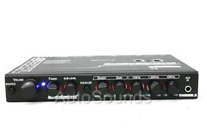 AudioControl-THREE-2-In-Dash-Equalizer-Subwoofer-Crossover-Dual-Auxiliary-Inputs