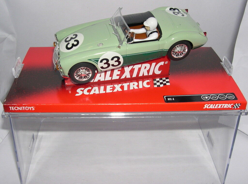 SCALEXTRIC A10089S300 MGA  33 LUND MB