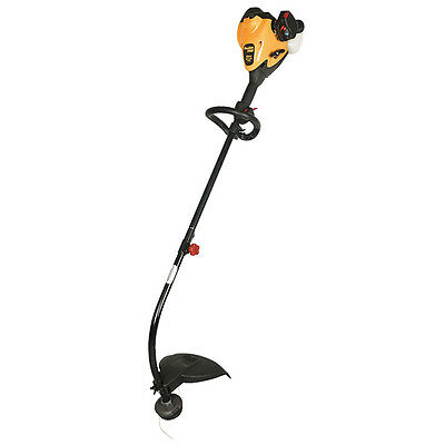 Poulan Pro PP025 2 Cycle 25cc Gas Powered Curved Shaft Gas Line String Trimmer