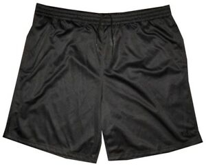 NEW-LAYER-8-QWICK-DRY-ACTIVE-PERFORMANCE-MESH-GYM-SHORTS-BLACK-XL-40-42