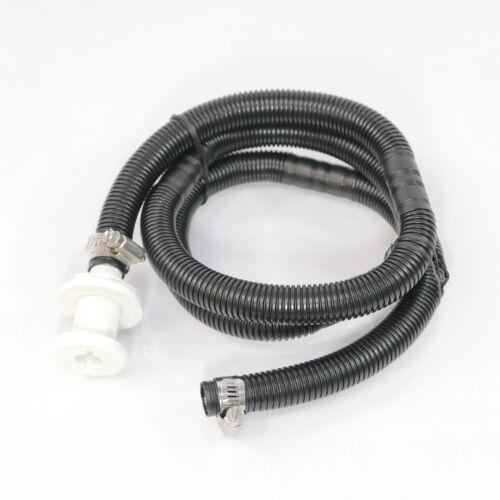 Boat Marine Bilge Pump Hose Through Hull Set: 19mm hose