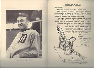 1923-A-PARODY-SPORT-BOOK-TY-COBB-BOBBY-JONES-Yankees-BABE-RUTH-hardcover