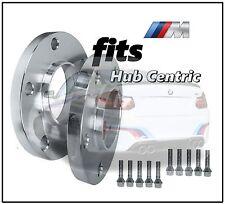 2 Hub Centric BMW 10 mm Wheel Spacers Lug Bolts E36 E46 323 325 328 335i 545i