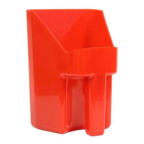 Perry Equestrian Horse Plastic Super Scoop General Purpose Feed Scoop Pony D5