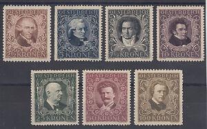 Austria-Sc-B50-B56-MLH-1922-Austrian-Musicians-cplt-F-VF
