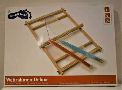 Legler Bois de démonter ou fixe Maxi Deluxe standard ou Mira weaving loom Toys