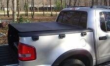 2007-10 Ford Explorer Sport Trac (2nd Gen) Hatch Style Tonneau Cover Craftec