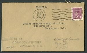 CANADA-B-O-B-O252-BLACK-OUT-CANCEL-O-H-M-S-COVER-034-VANCOUVER-034